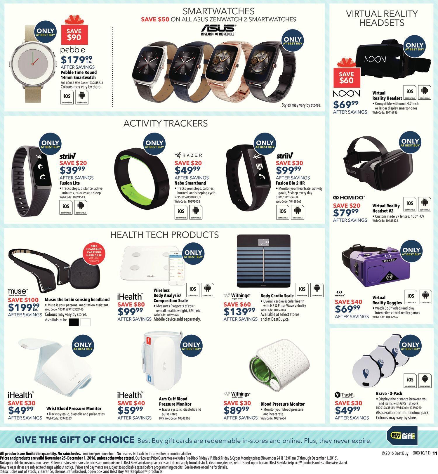 Best buy weekly flyer weekly black friday sale nov 25 dec 1 best buy weekly flyer weekly black friday sale nov 25 dec 1 redflagdeals fandeluxe Gallery