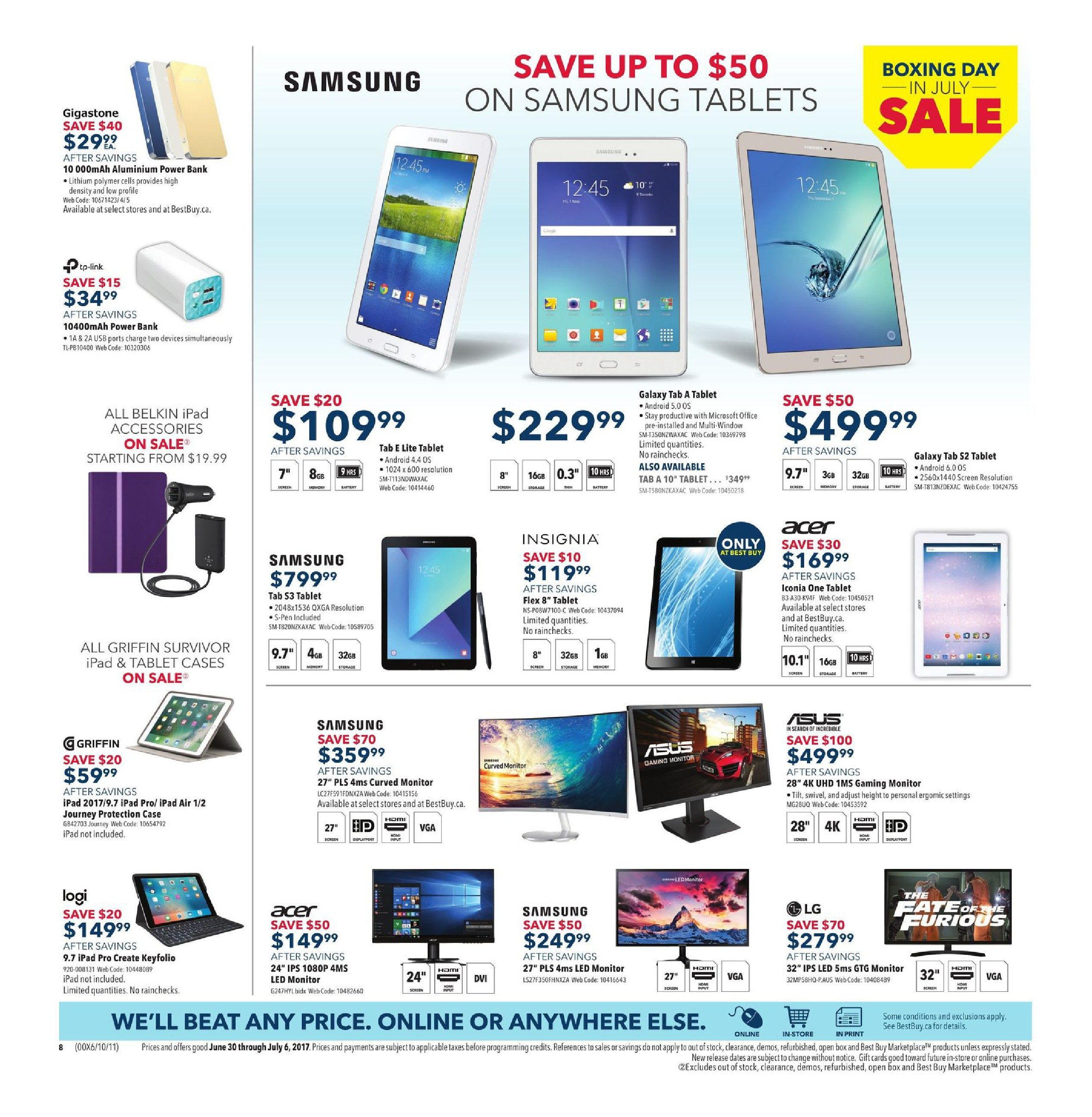 Best Buy Weekly Flyer Boxing Day In July Sale Jun 30 Original New Toshiba Integrated Circuit O 5200 1 Of See More Jul 6