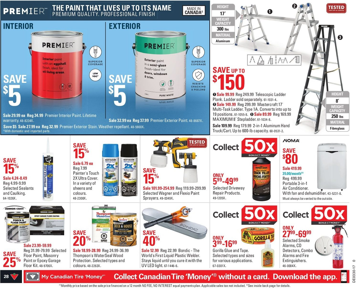 Canadian Tire Weekly Flyer - Weekly - Live For Summer - Jul 21 – 27 ...