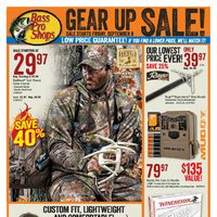 Bass Pro Shops - Gear Up Sale! Flyer