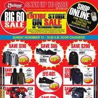 National Sports - Shop Online - Big 60 Sale Flyer