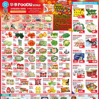Foody World - Weekly Specials Flyer