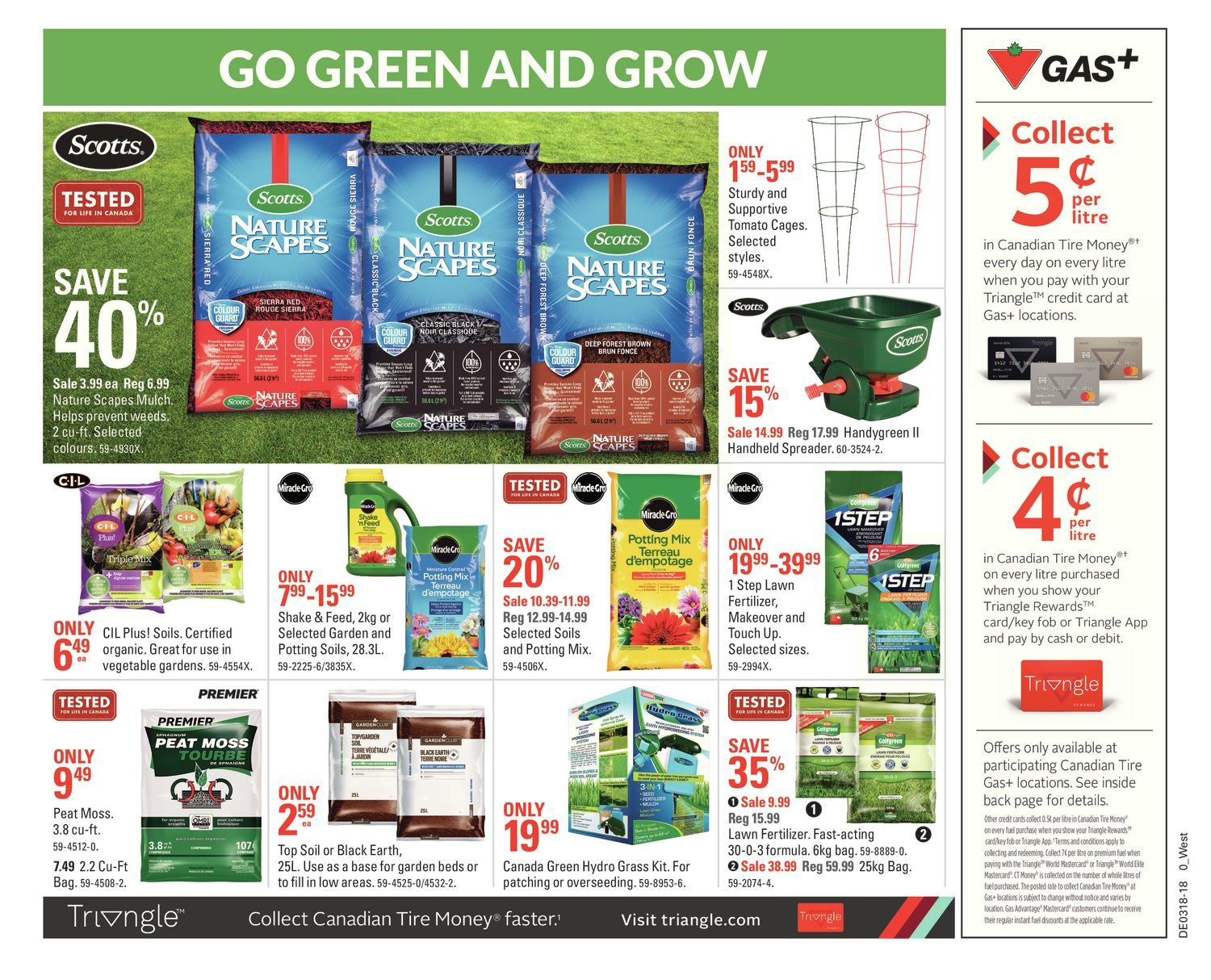 Canadian Tire Weekly Flyer - Weekly - Happy Spring! - Apr 27 – May 3