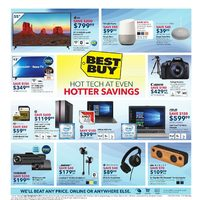 - Weekly - Hot Tech At Even Hotter Savings Flyer