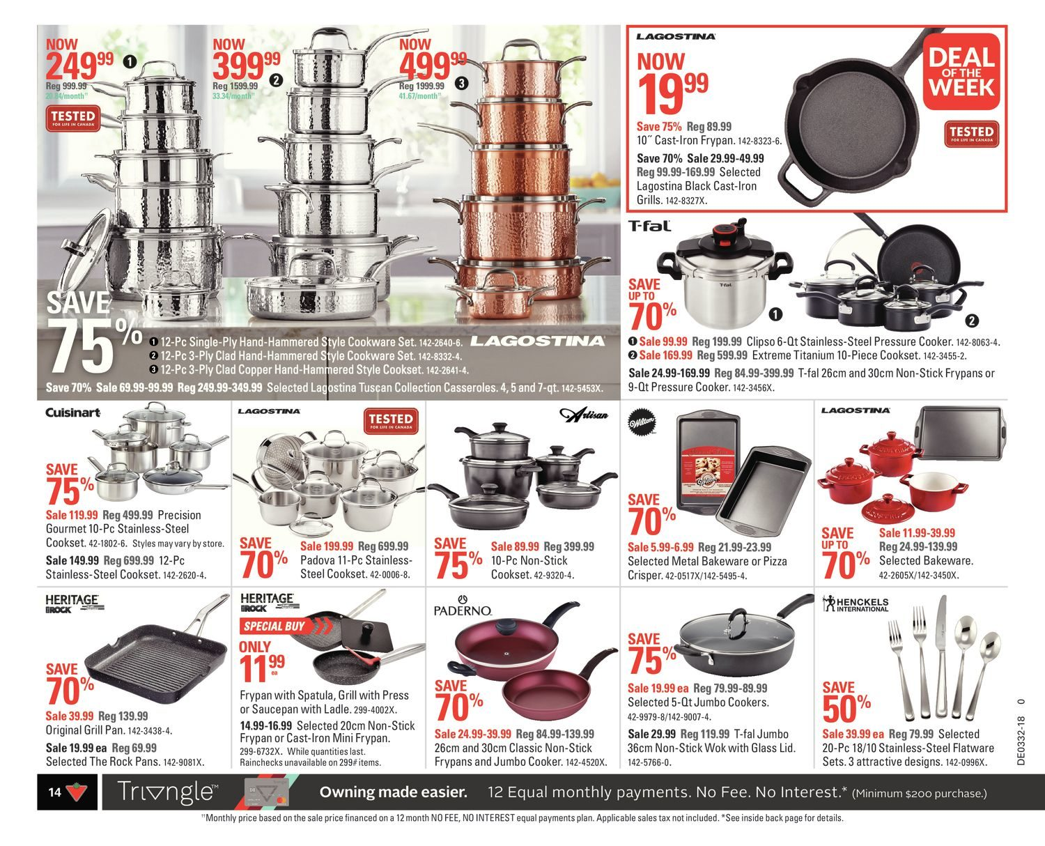 c596f0b22f0 Canadian Tire Weekly Flyer - Weekly - Long Weekend Sale - Aug 3 – 9 -  RedFlagDeals.com