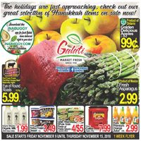 Galati Market Fresh - Weekly Specials Flyer
