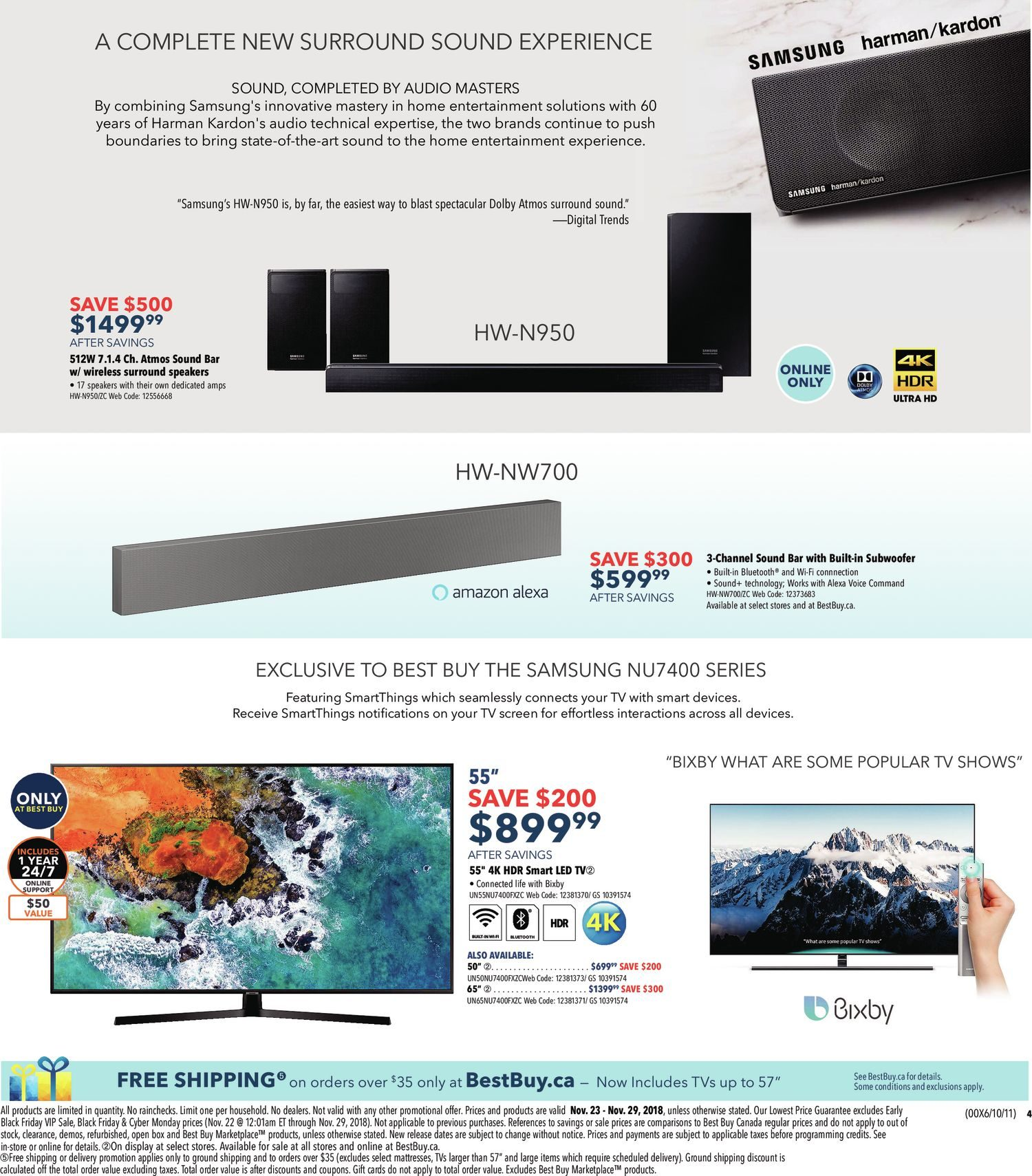 Best Buy Weekly Flyer - Weekly - Black Friday Sale - Nov 23 – 29 -  RedFlagDeals.com f37afa611741