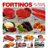 Fortinos - Brampton & Etobicoke Only - Weekly Specials Flyer