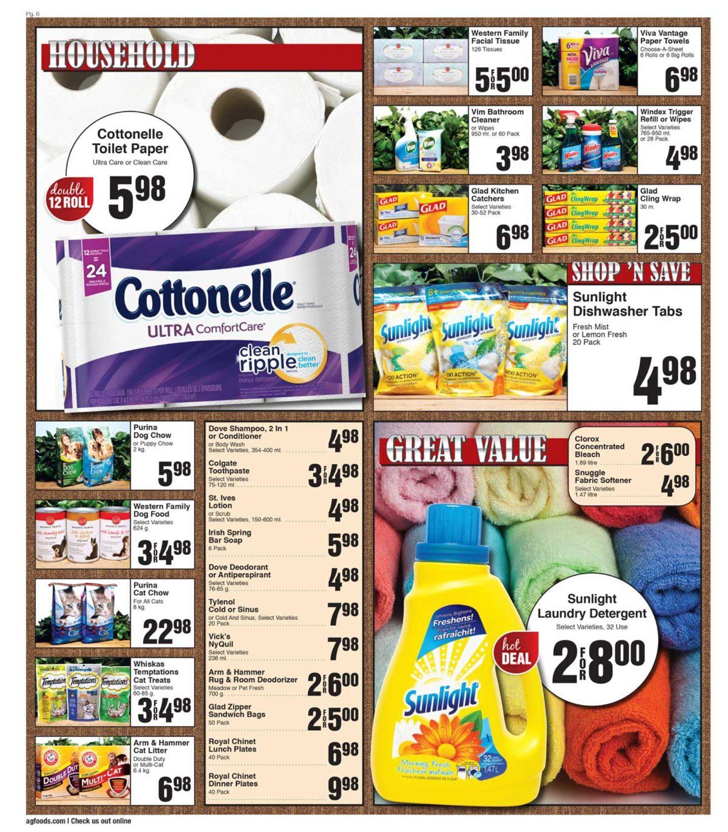AG Foods Weekly Flyer - Weekly Specials - Jan 13 – 19