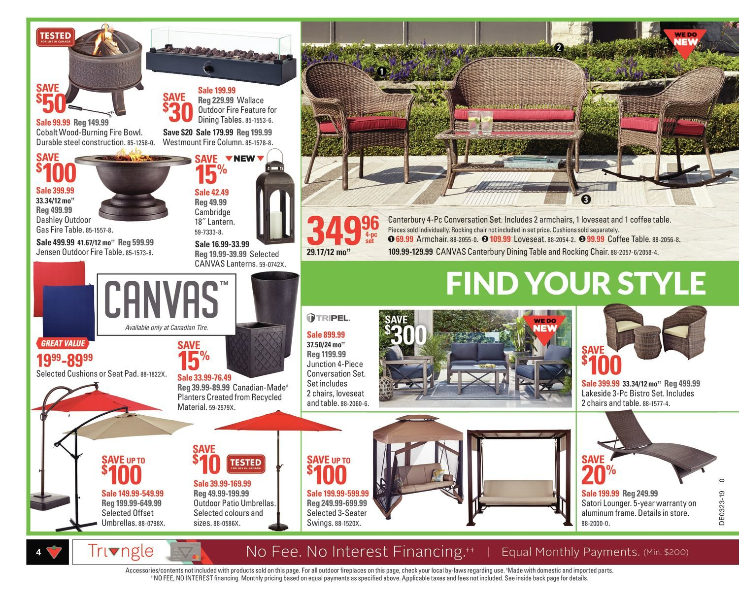 Canadian Tire Weekly Flyer - Weekly - Canada's Father's Day Store