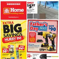 - Building Centre - Father's Day Deals Flyer
