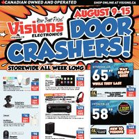 - Weekly - Door Crashers! Flyer