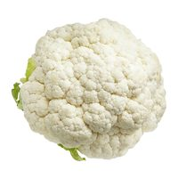 Large Cauliflower Or Farmer's Market Red, White Or Yellow Potatoes