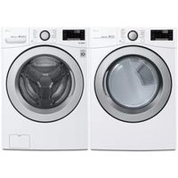 LG High Efficiency Front Load Laundry Team