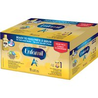 Enfamil A+ Stage 1-2 Enfamil Ready-to-Feed Baby Concentrate Formula