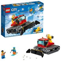Lego City Snow Groomer, Monster Truck, Underwater Robot Or Forest Tractor