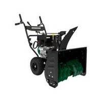 "Certified 27"" 2-Stage 301cc Gas Snowblower"