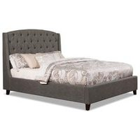 Oslo Queen Fabric Bed