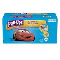 Huggies Econo Pull-Ups Or Pampers Giant Easy Ups Training Pants