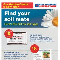 Real Canadian Superstore - Find Your Soil Mate Flyer