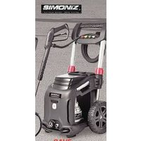 Simoniz 2300-PSI Electric Pressure Washer