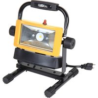 Globe 1,100 Lumen LED Portable Work Light