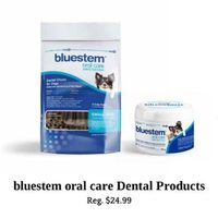 Bluestem Oral Care Dental Products
