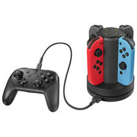 Insignia Joy Con Quad Spin Charge Station Switch
