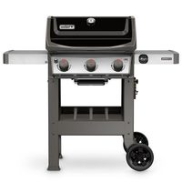 Weber Spirit II E-310 Black Gas Grill