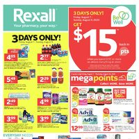 Rexall - 2 Weeks of Savings Flyer