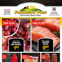 Farmers Pick - Weekly Specials Flyer