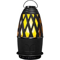 Monster Flame Outdoor Bluetooth Speaker with Simulated Flame Effect