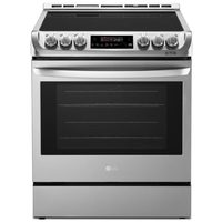 LG Stainless Steel Range with ProBake Convection