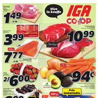 IGA - Weekly Specials Flyer