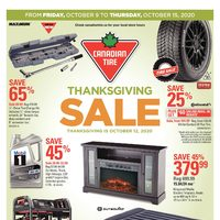 - Weekly - Thanksgiving Sale Flyer