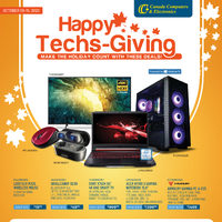 - Happy Techs-Giving Flyer