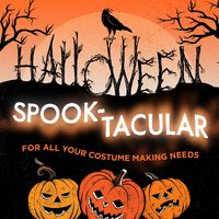 Fabricland - Spook-tacular Flyer