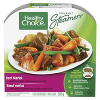 Healthy Choice Gourmet Steamers Or Hungry-Man Entrees