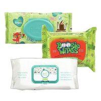 Pampers, Boogie Wipes or  Boo Bamboo Baby Wipes