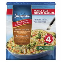 Swanson Family Size Skillet Meals