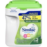 Enfamil Refill, Nestle or Similac Formuls Power, Concentrate or Ready to Feed