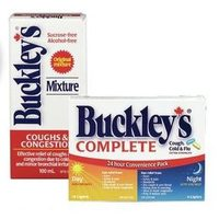 Buckley's Jack & Jill Cough Syrup or Bedtime or Mixture or Cough, Cold & Flu Caplets