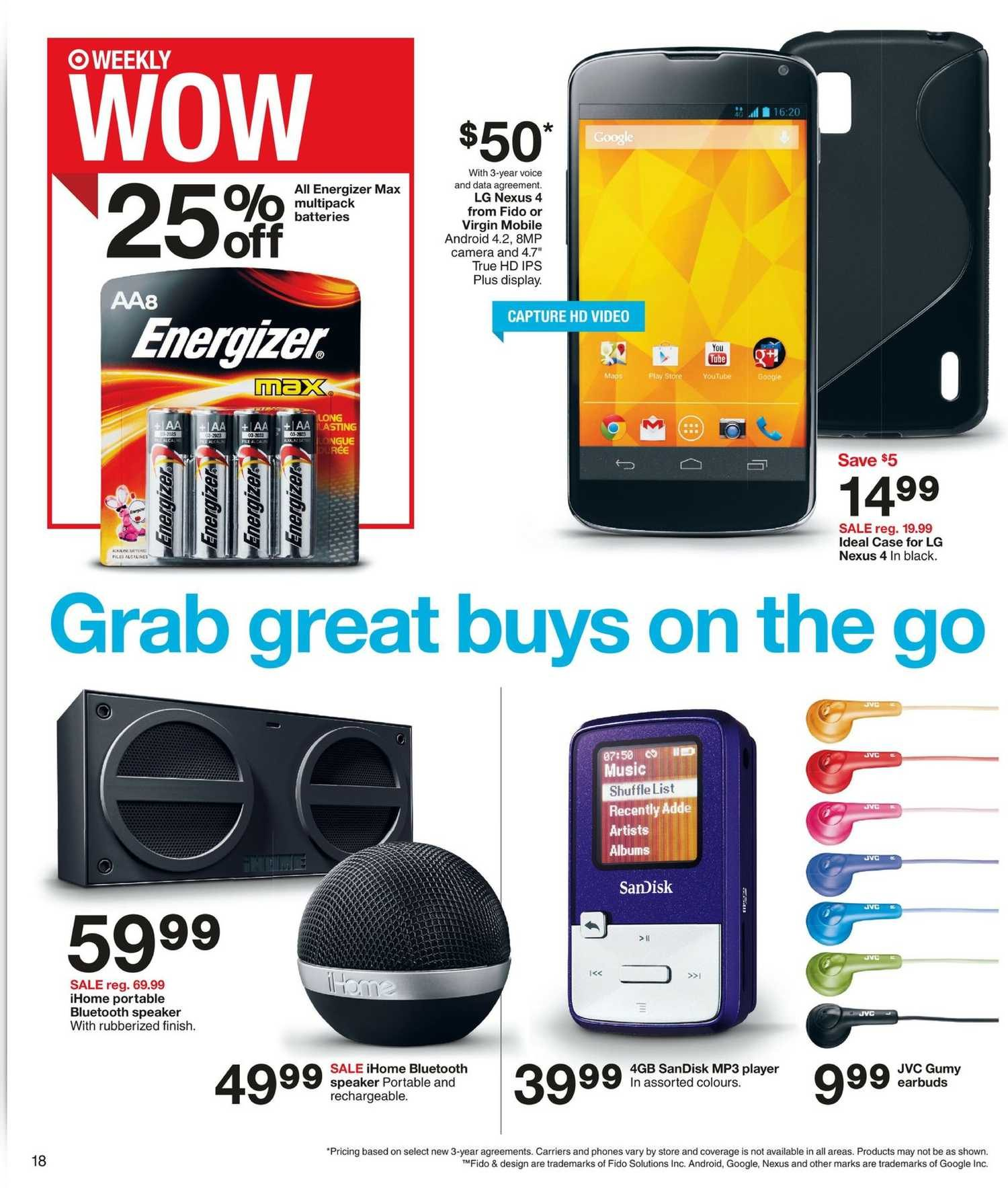 Target Weekly Flyer Your List For Less Jul 26 Set Bra Aa8 Aug 1