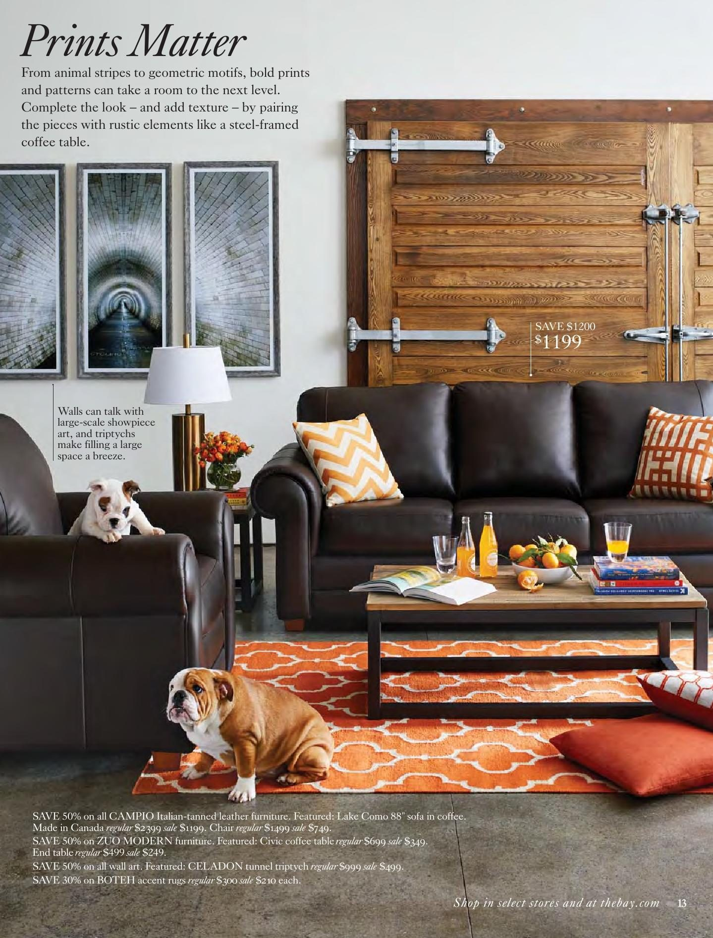 thebay furniture. The Bay Weekly Flyer - Welcome To Summer Living May 16 \u2013 29 RedFlagDeals.com Thebay Furniture