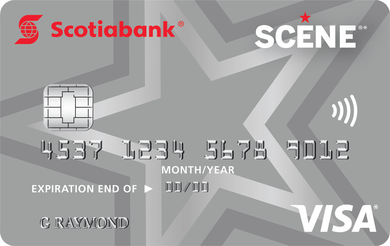 Scotiabank SCENE VISA® Card