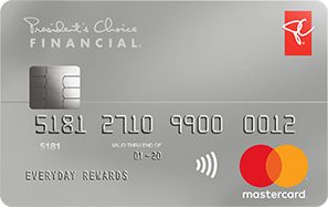 President's Choice Financial® MasterCard