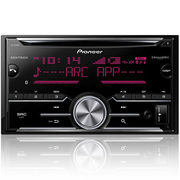 Pioneer Double-DIN AM / FM / USB / CD Receiver - $148.00 ($60.00 off)