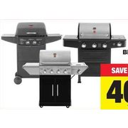 BBQ Grills - Up to 40% off
