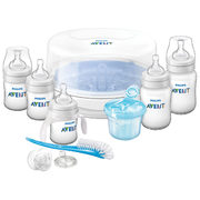 Philips Avent Classic+ Essentials Bottle Set - 1 Day Only - $39.99 ($29.00 off)