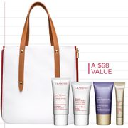 Clarins: FREE 5-Piece Back-to-School Gift With $100 Purchase